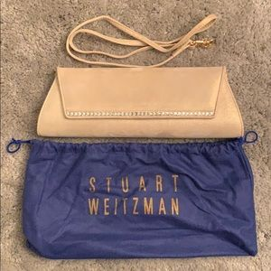 Vintage Stuart Weitzman Clutch